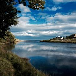 Brora river