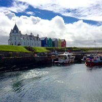 John O Groats harbour