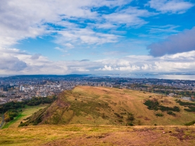 Old Town from Arthurs Seat