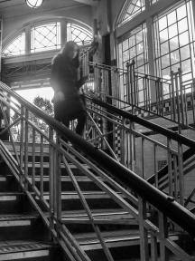 (not) Nude descending a staircase