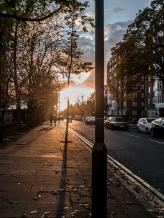 around Abbey Road