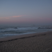 Sunset at Vila do Conde