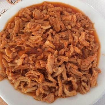 Trippe alla veronese - breakfast of champions