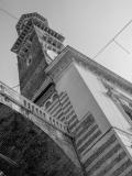 Verona Piazza delle Erbe - Torre Lamberti