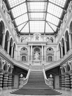 Ministry of Justice atrium