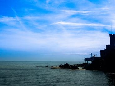 Spiaggetta della via degli Argonauti
