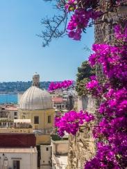 Naples from Nino Bixio