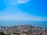 Naples from Castel Sant'Elmo
