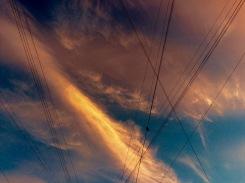 St. Petersburg skies