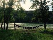Second camp on Katun