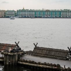 Hermitage from Neva