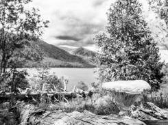 Lower Multyn Lake