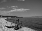 fishing village off Khuzhir
