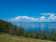 northern shore of Baikal