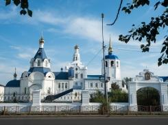 Ulan Ude cathedral