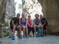 Shilin Stone Forest - the crew