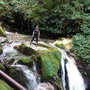 Day 2 - waterfall between Ulleri and Gorepani