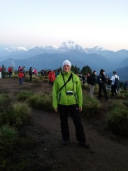 Day 3 - Sunrise at Poon Hill