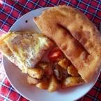 full nepali breakfast