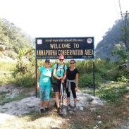 Day 10 - back to Nayapul