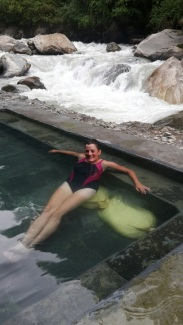 Day 8 - relax at Jhinu hot springs