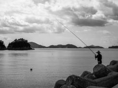 around the coast of Hansando