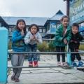 Gorepani: local children