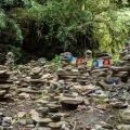 Descend towards Tadapani
