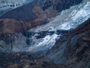 Annapurna glacier
