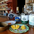 mezcal tasting before