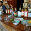 mezcal tasting after