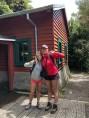 Sara, Kacenka & the oldest hydro power plant in the world