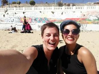 Me & Maribel at Las Torpederas
