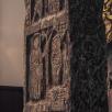 Visigoth pilastre in San Salvador
