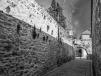 Segovia city walls