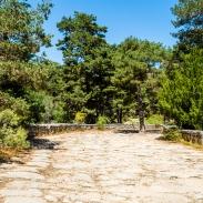 Roman road, Fuenfría