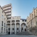 plaça del rey