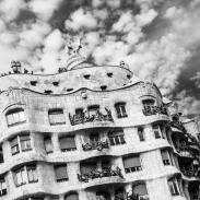 Casa Milà facade
