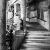 Casa Milà foyer