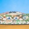back facade mosaic