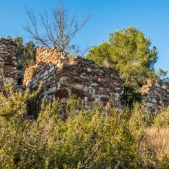ruins of Ermita de Sant Miquel de l'Arn