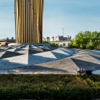 Obelisco de la Calatrava / Plaza de Castilla