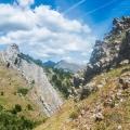 towards the Cueva el Trigal cave